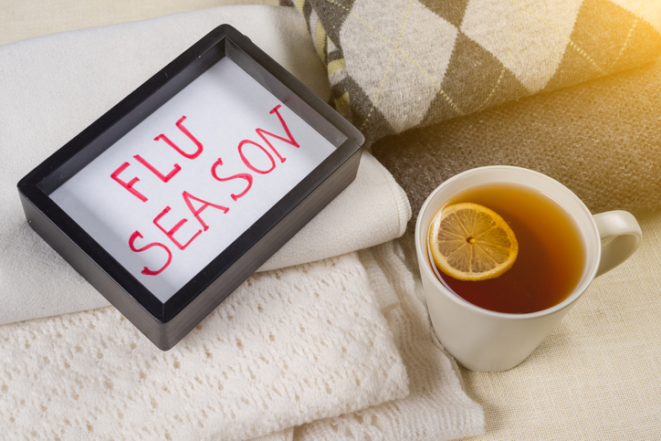 Banish the flu and other germs