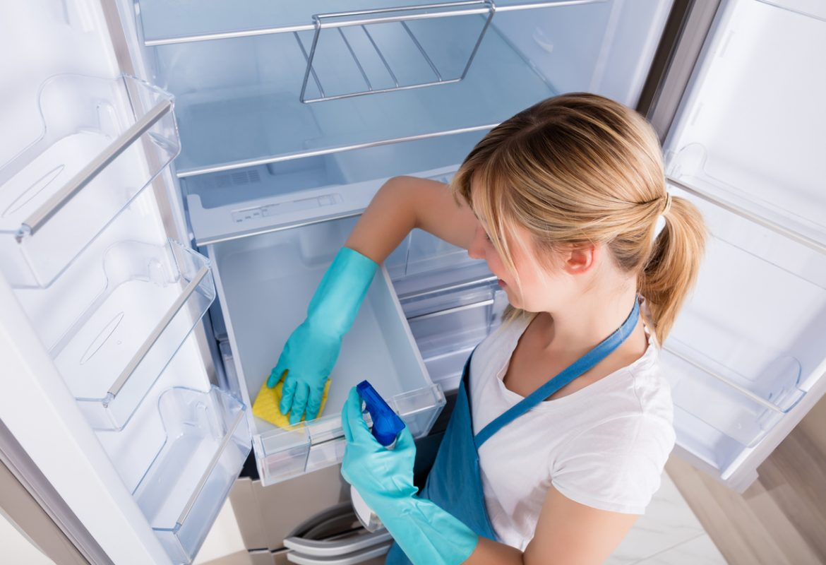 Don't Forget to Clean Your Appliances!
