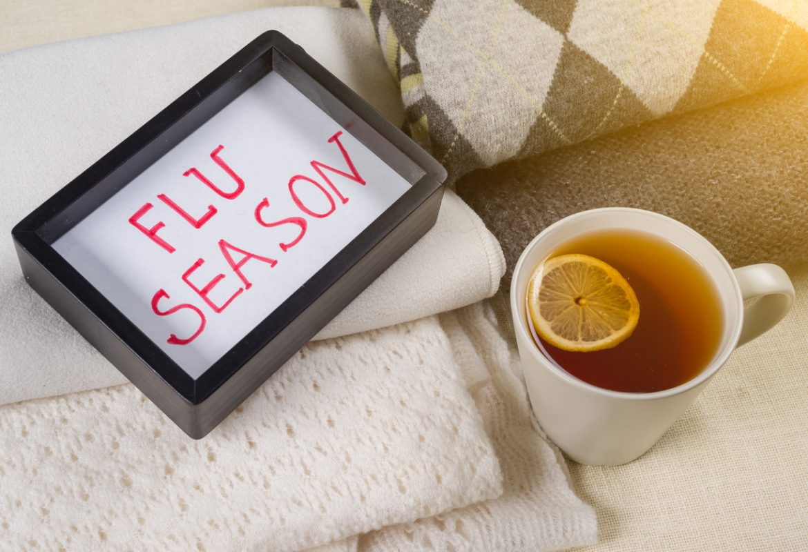 Disinfect Your Home of the Flu