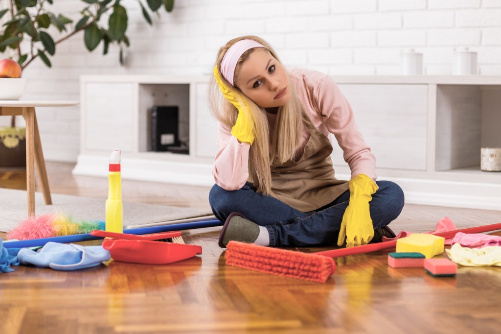 Dirty Floors? Cleaning Tips for Every Type of Flooring